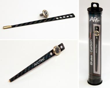 ArcTec Brass - Carbon Clicker