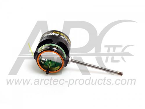 Merlin Scope mit Nikon Linse und Fiber Optic